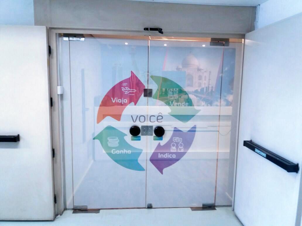 Adesivo de recorte adesivo de porta de vidro e placa de for Adesivos p porta de vidro